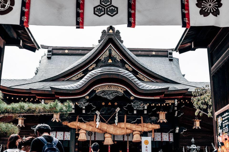 福岡の御朱印が頂ける有名な神社