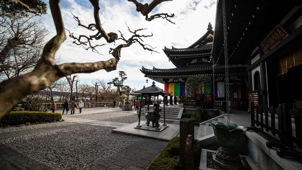 御朱印を目的に行く埼玉の神社