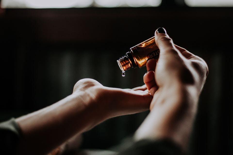 リンパマッサージの効果のあるオイル