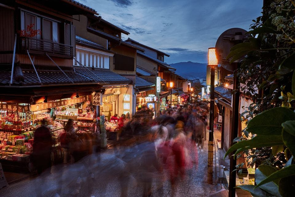 京都の縁切り神社へご縁を求めて行く