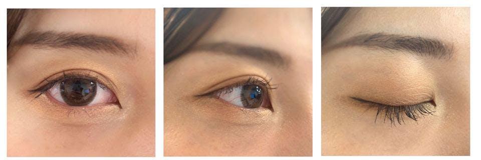 ルナソルの人気カラー「スキンモデリングアイズ」メイクレポ