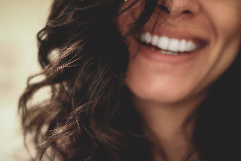 低温デジタルパーマと笑顔
