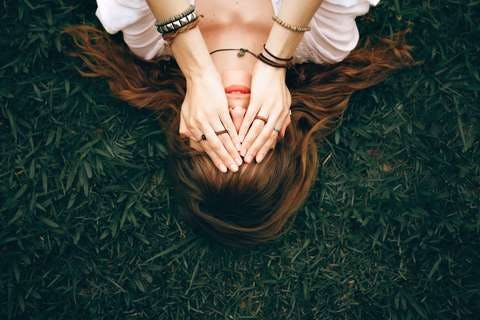 Medium upside down photo of a woman 1826038  1
