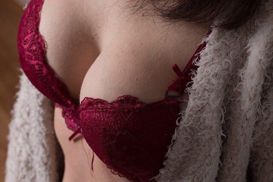 垂れ乳を改善するブラ
