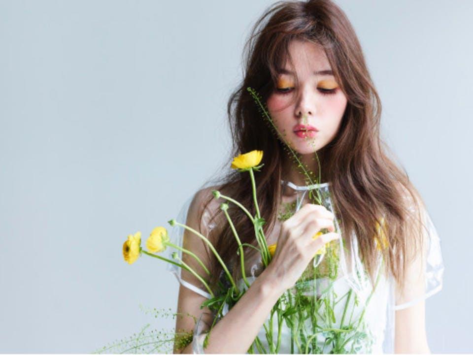 イエローお花