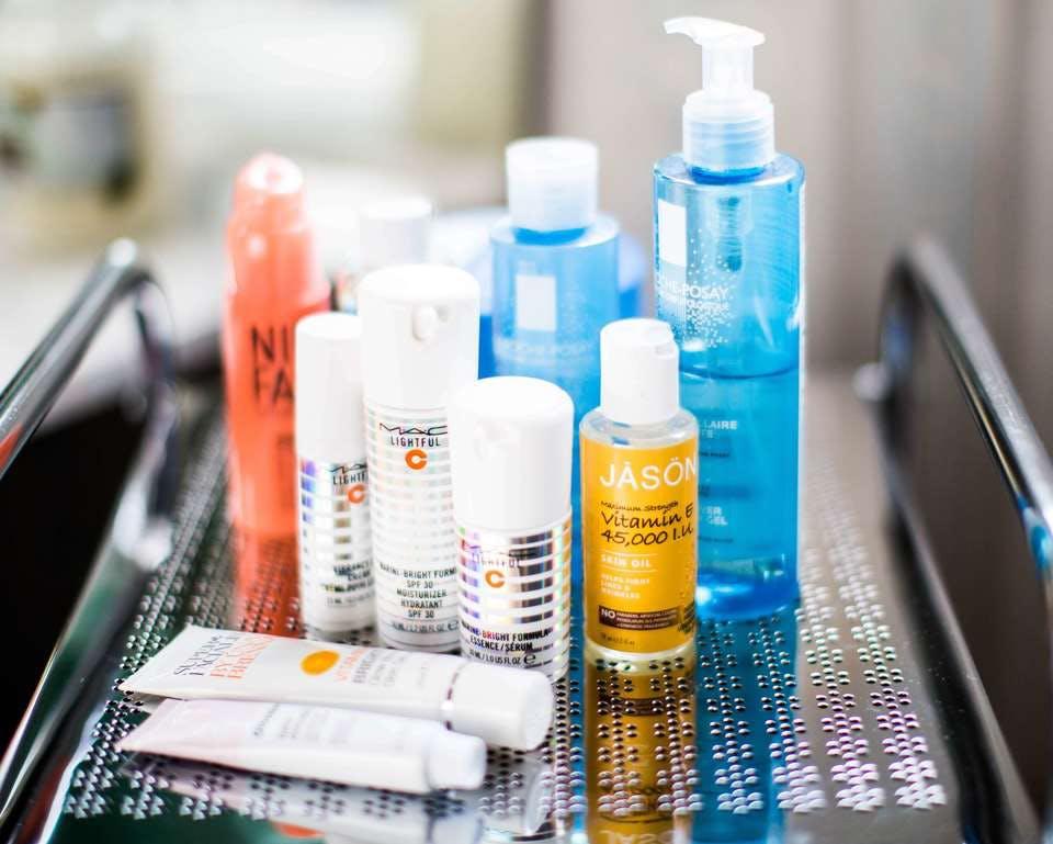 様々なブランドのふきとり化粧水
