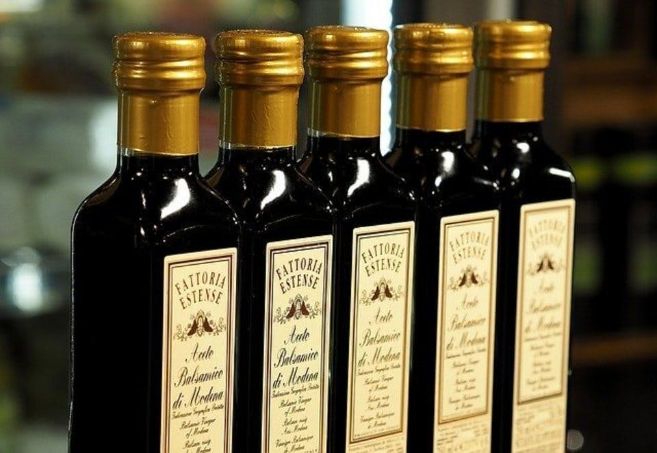 おすすめ黒酢のイメージ