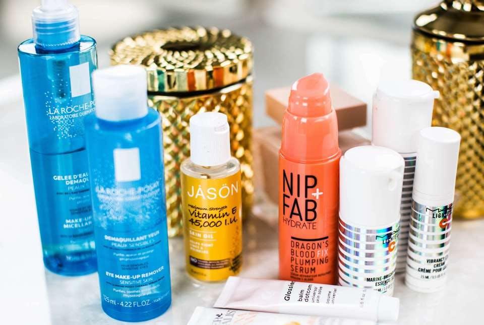 様々なメーカーの混合肌用化粧水