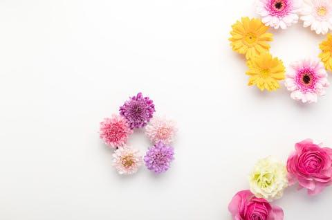 Medium flower201261776