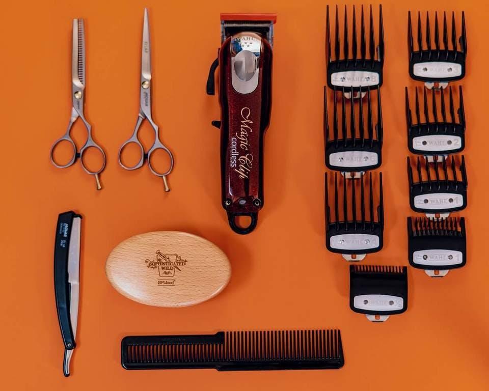 takaの髪型にする道具